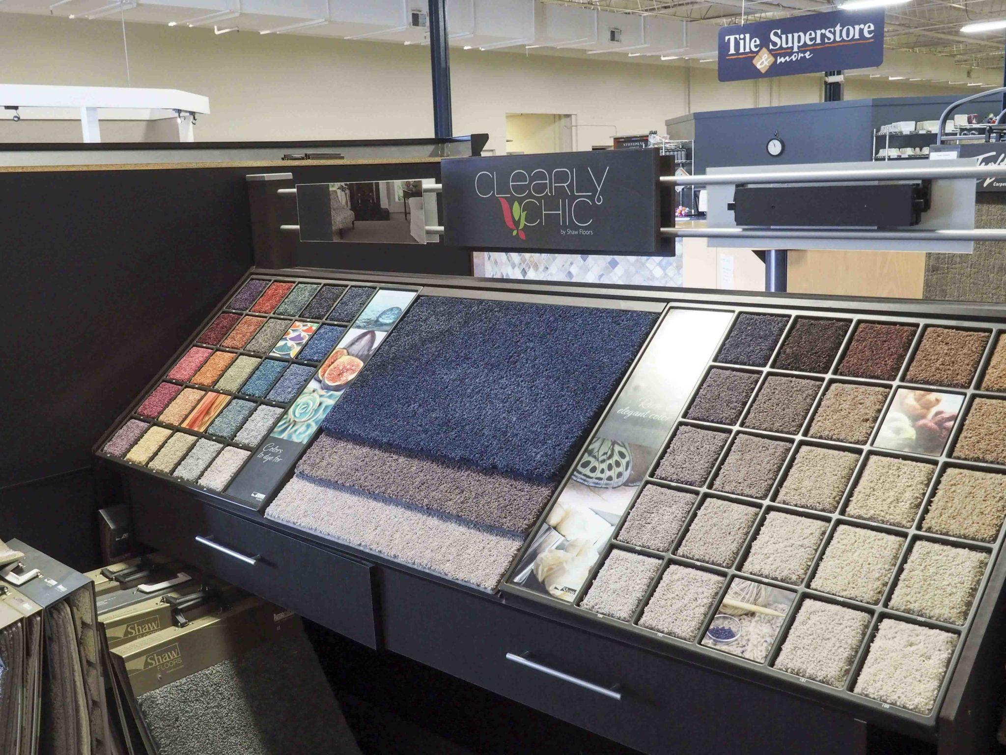 Carpet Tile Superstore More