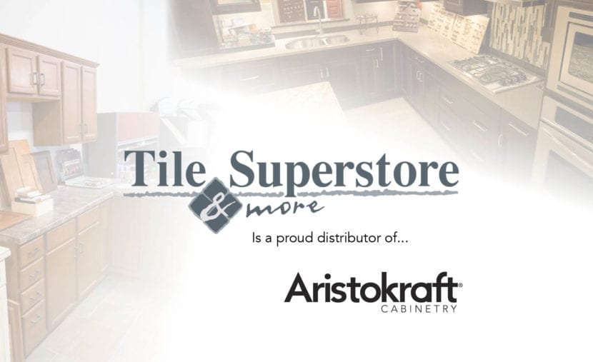 Aristokraft Cabinetry Now Available At The Tile Superstore More
