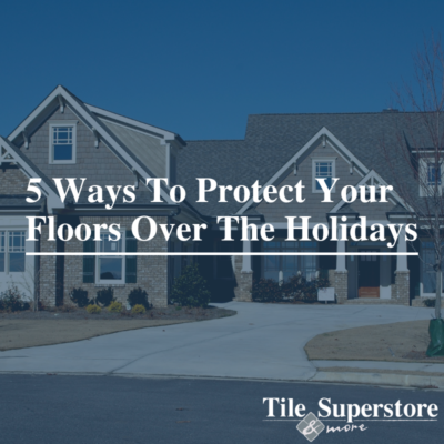 Protect Your Floors