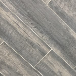 River Wood Charcoal tile