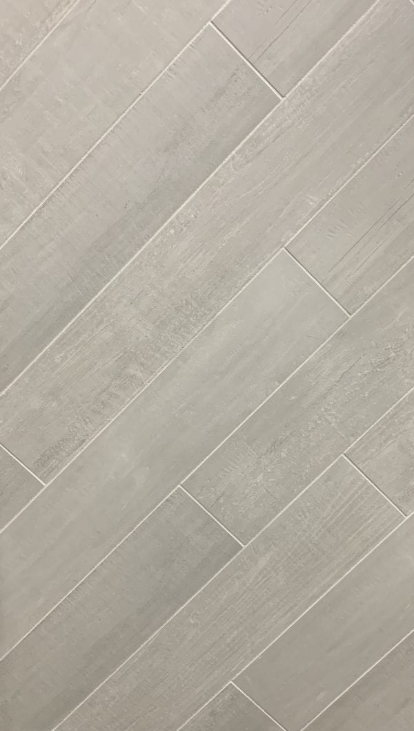 Time Out Ash Rectified tile