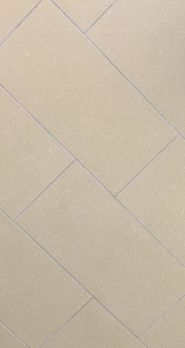 Belgian Blue Camel tile
