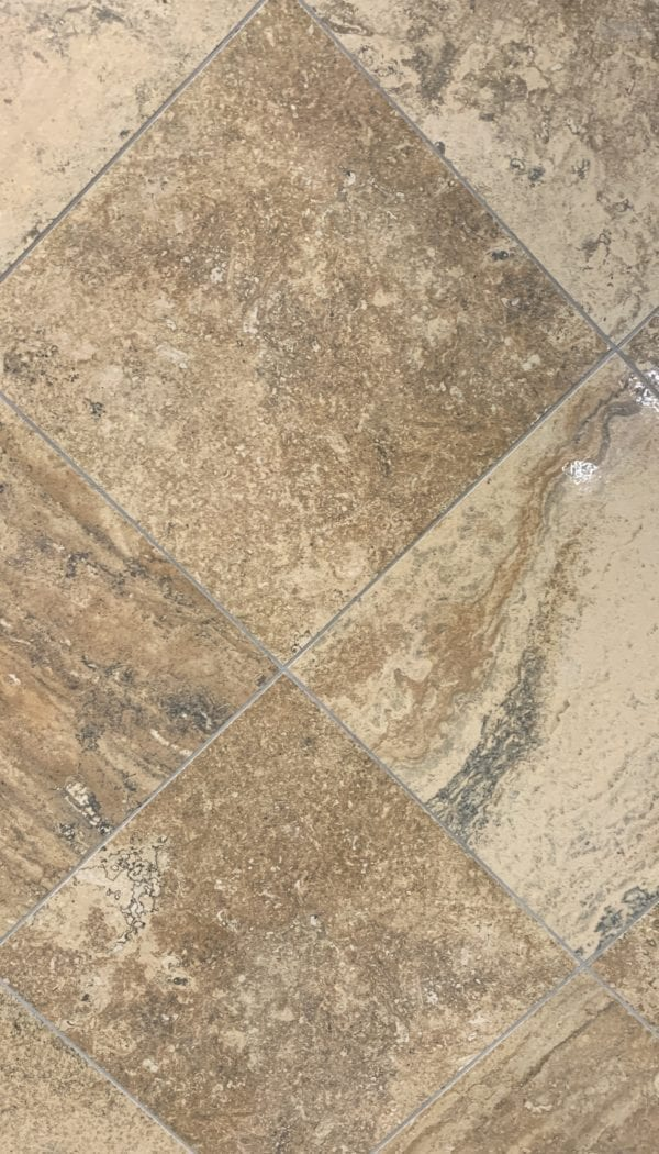 Bronze Allure tile