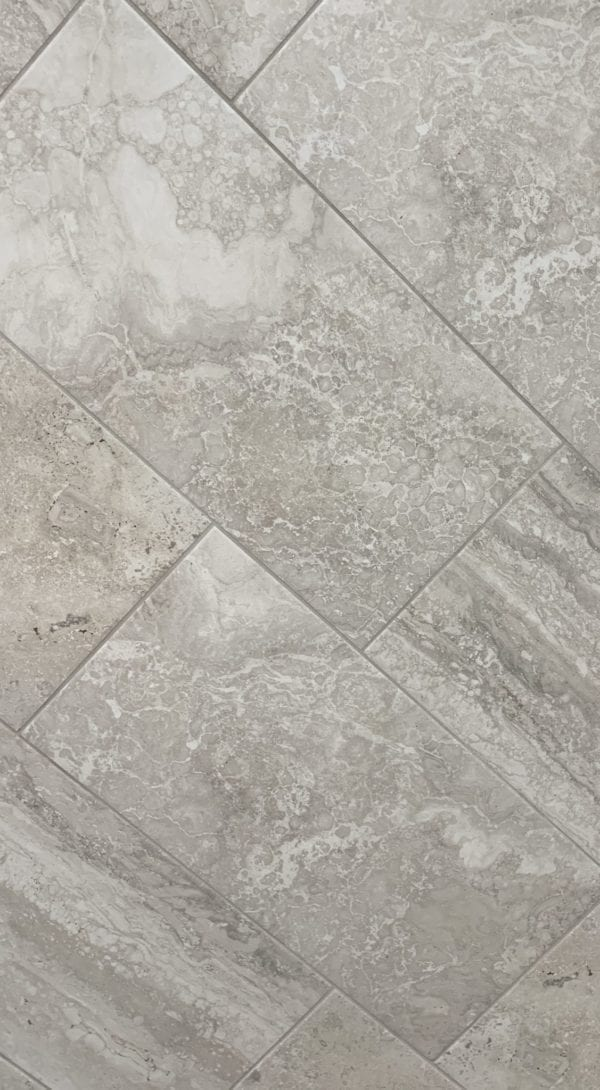 Chenille Grey tile