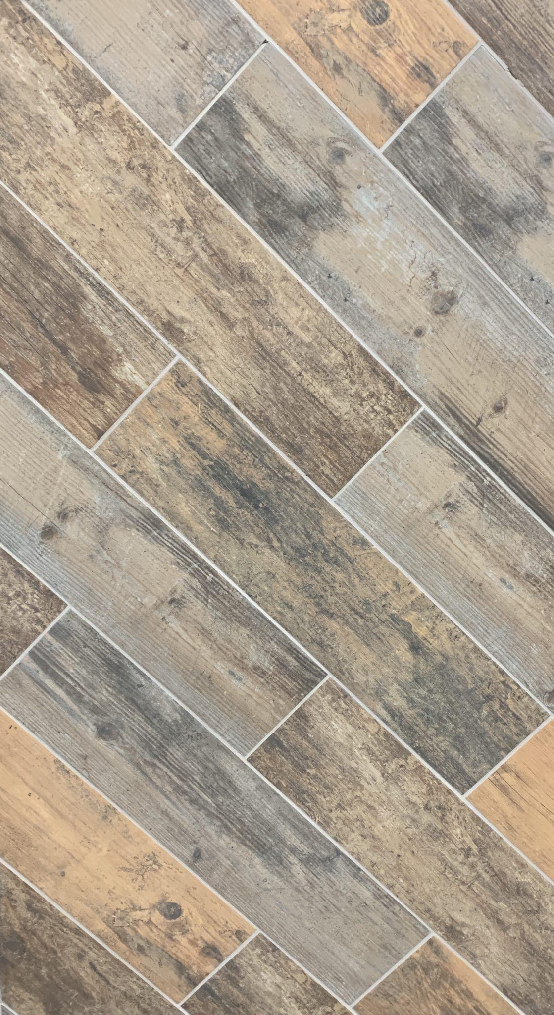 Ecowood Multicolor Tile Super More