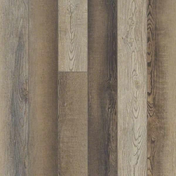 Brush Oak Luxury Vinyl Plank