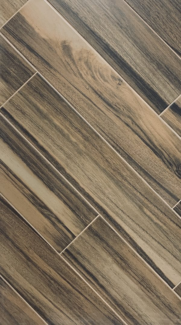 Forest Bay Hickory Wood-Look Tile