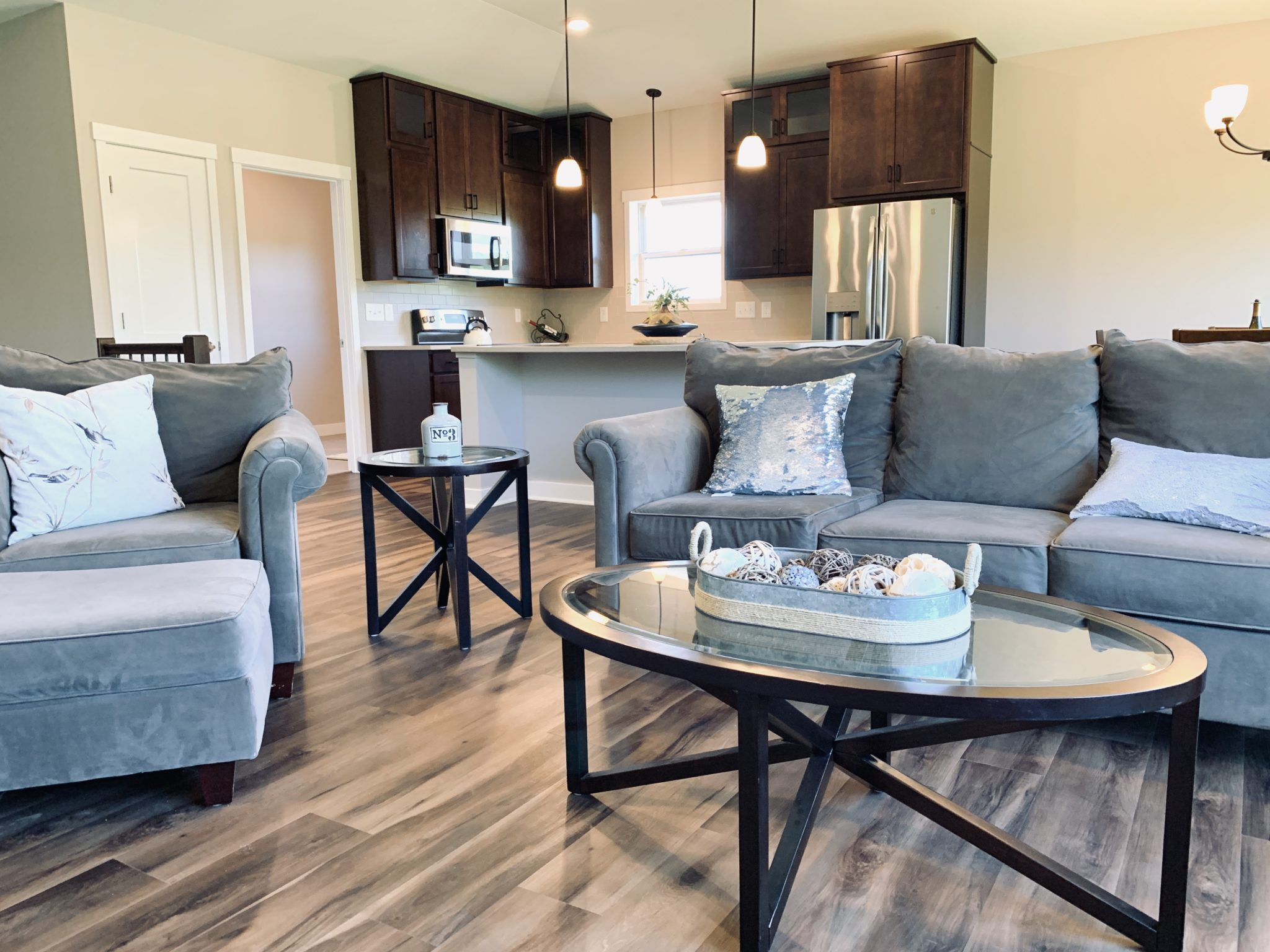 Living Room Flooring