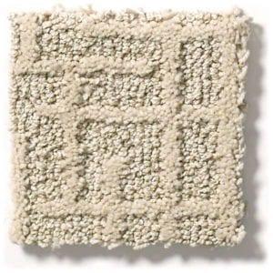 Warm White Carpet