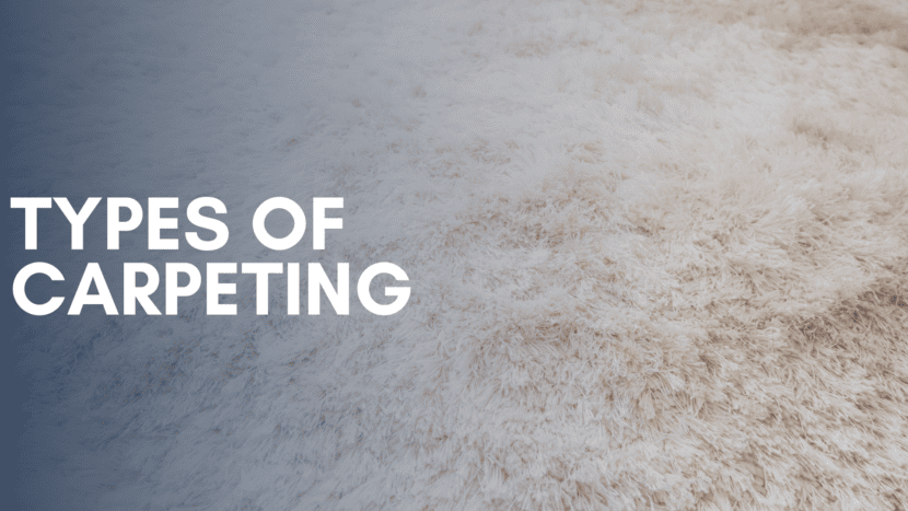 Types of Carpeting Blog