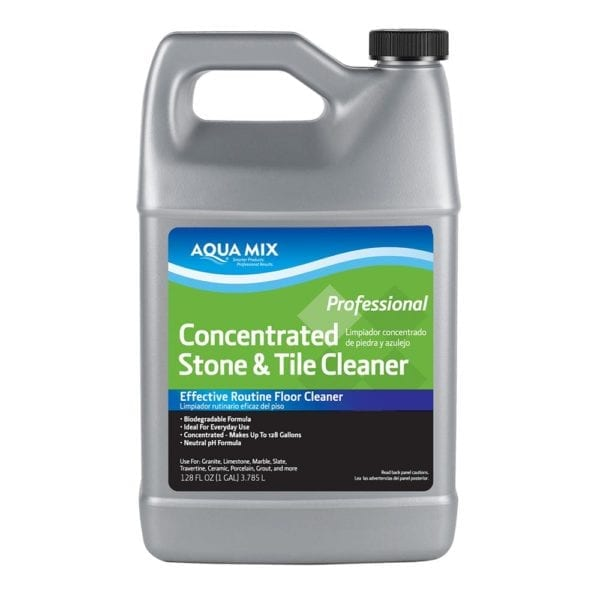 AquaMix Concentrated Stone & Tile Cleaner