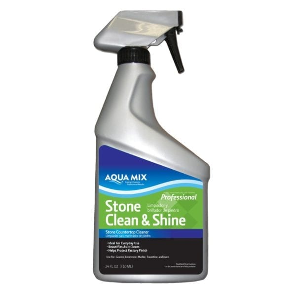 Aqua Mix Stone Clean & Shine