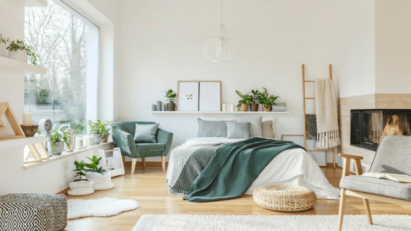 Bedroom Sleep Friendly